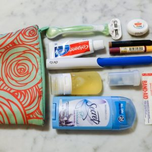 Toiletry and Laundry